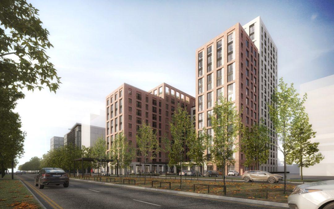 Invesco Real Estate announces £73.8m forward funding for purpose-built rental development in Milton Keynes