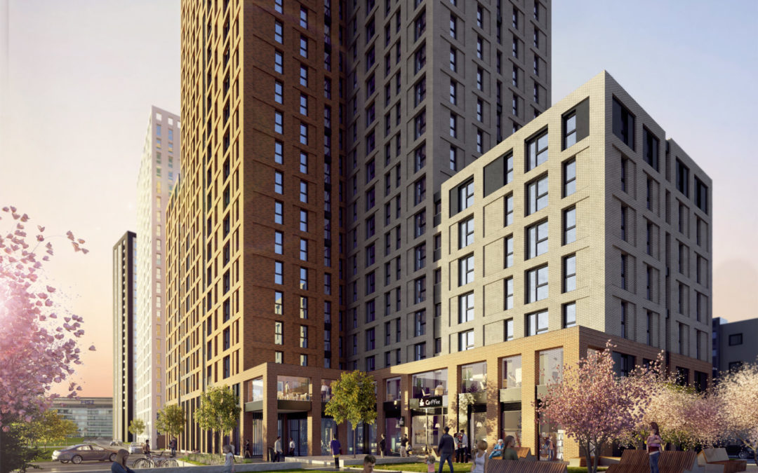 Fiera Real Estate and Packaged Living achieves planning on BTR scheme and new public square, Piccadilly East, Manchester